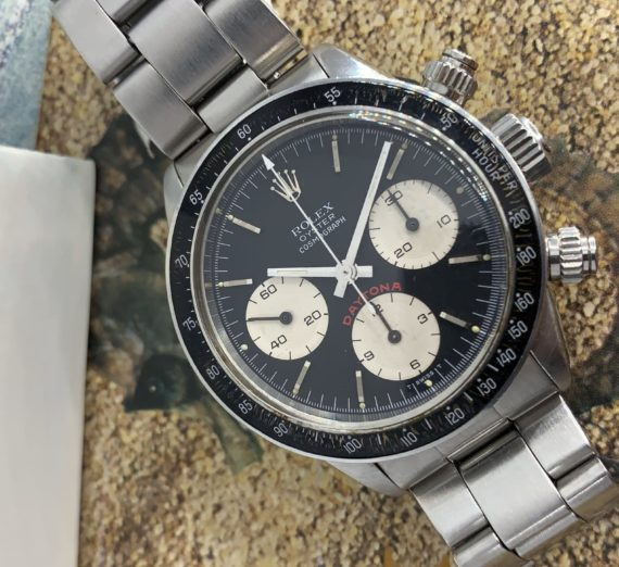 VINTAGE ROLEX DAYTONA 6263 FROM 1979 6