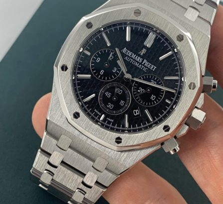AUDEMARS PIGUET ROYAL OAK CHRONOGRAPH STAINLESS STEEL 26320ST.OO.1220ST.01