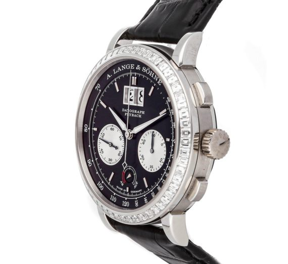 A. LANGE & SOHNE DATOTGRAPH UP DOWN 405.835 2