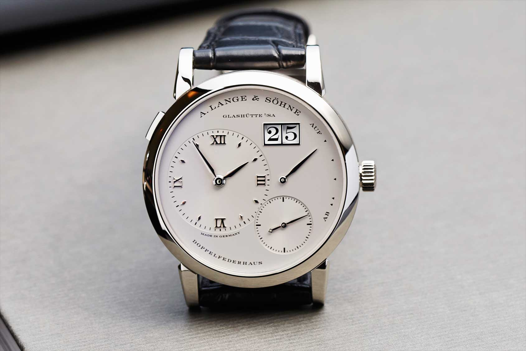 A. Lange & Söhne | Pre-Owned Luxury Watches | WatchBox