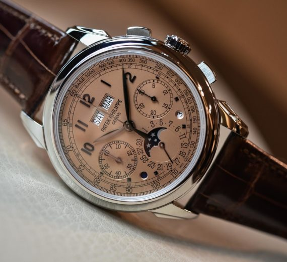 PATEK PHILIPPE GRAND COMPLICATIONS PERPETUAL CALENDAR CHRONOGRAPH 5270P-001 10