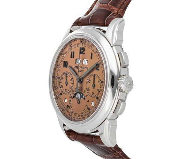PATEK PHILIPPE GRAND COMPLICATIONS PERPETUAL CALENDAR CHRONOGRAPH 5270P-001 2
