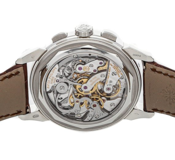 PATEK PHILIPPE GRAND COMPLICATIONS PERPETUAL CALENDAR CHRONOGRAPH 5270P-001 3