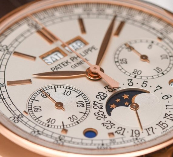PATEK PHILIPPE GRAND COMPLICATIONS PERPETUAL CALENDAR CHRONOGRAPH 5270R-001 13