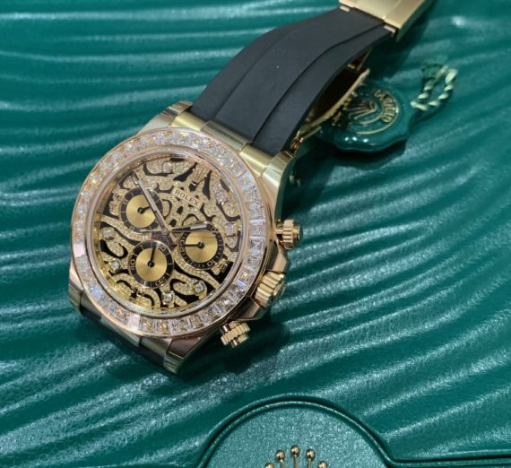 ROLEX EYE OF THE TIGER 9