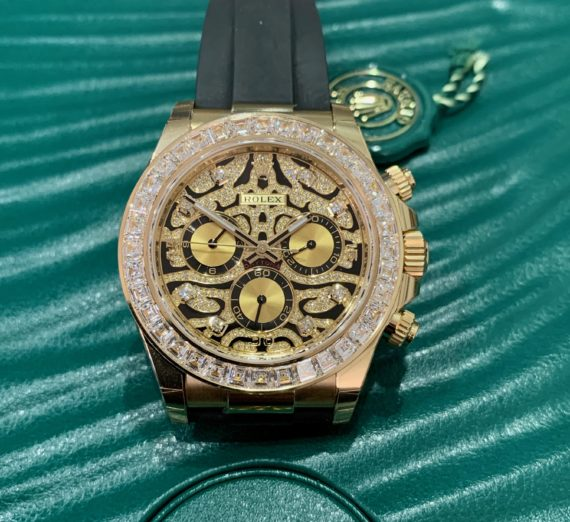 ROLEX EYE OF THE TIGER 10