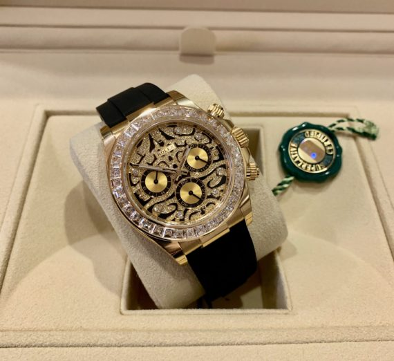 ROLEX EYE OF THE TIGER 1