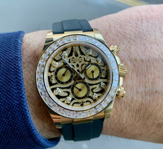 ROLEX EYE OF THE TIGER 5