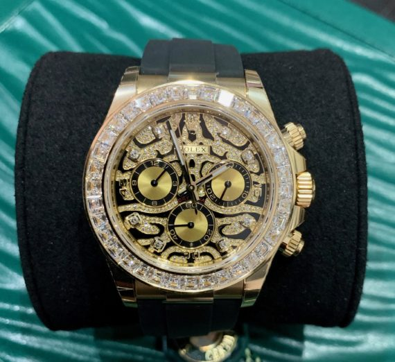 ROLEX EYE OF THE TIGER 6