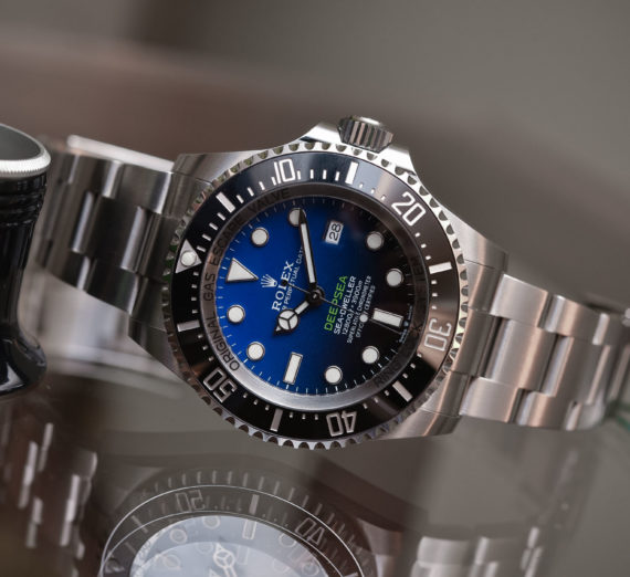 UNWRON ROLEX DEEPSEA SEADWELLER NEW MODEL 126660 5