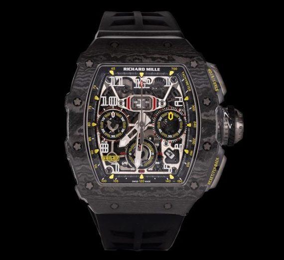 RICHARD MILLE RM 011-03 BLACK TPT 1