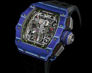 RICHARD MILLE RM11-03 JEAN TODT 50TH ANNIVERSARY LIMITED EDITION 150PCS 1