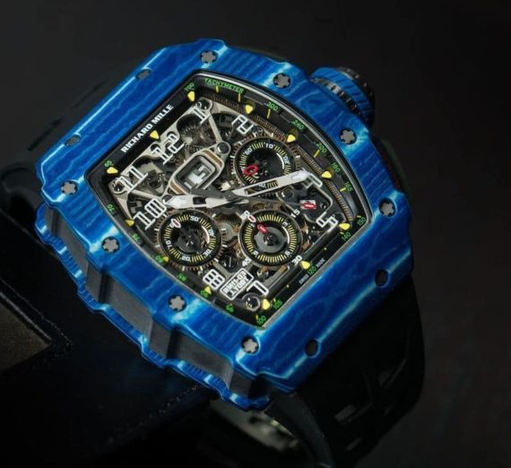 RICHARD MILLE RM11-03 JEAN TODT 50TH ANNIVERSARY LIMITED EDITION 150PCS