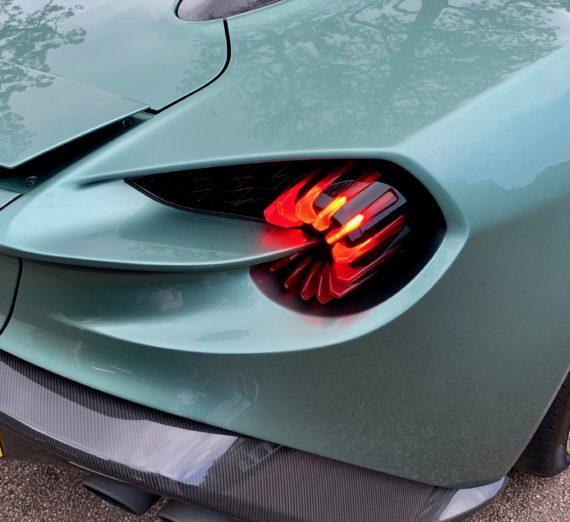 Aston Martin Vanquish Zagato 2