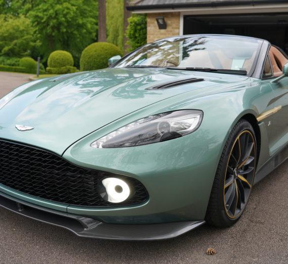 Aston Martin Vanquish Zakato 1
