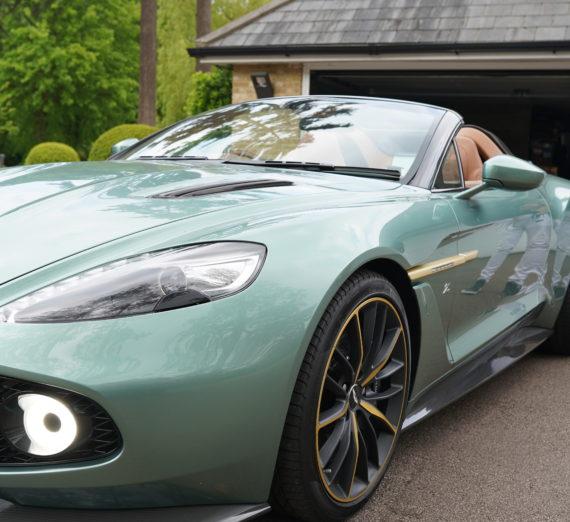Aston Martin Vanquish Zakato 2