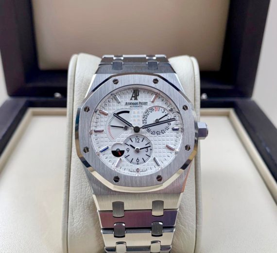 AUDEMARS PIGUET ROYAL OAK 39MM DUAL TIME 26120ST 1