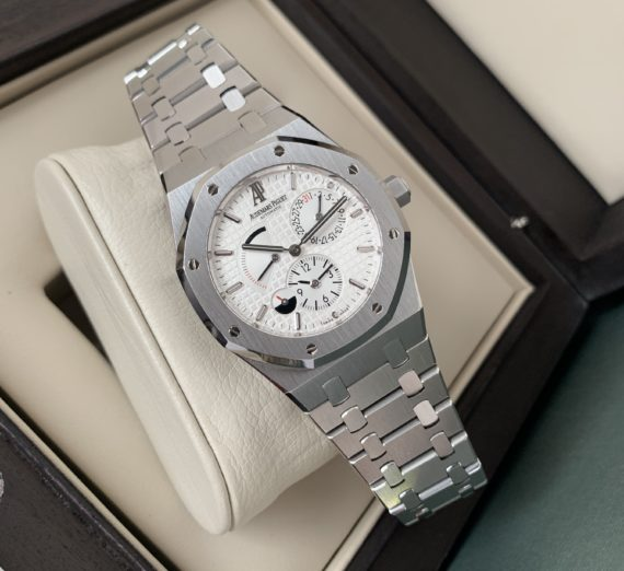 AUDEMARS PIGUET ROYAL OAK 39MM DUEL TIME 26120ST 3