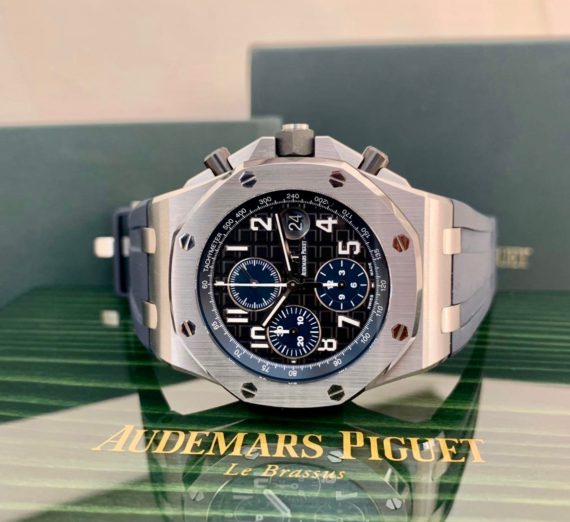 AUDEMARS PIGUET ROYAL OAK OFFSHORE BATMAN 26470ST 5