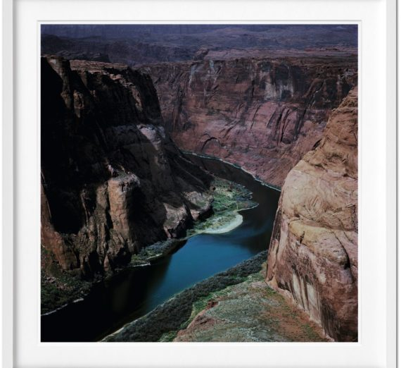 Darren Almond. Fullmoon, Art Edition No. 1–60 'Fullmoon@Horseshoe Bend' Edition of 60 7