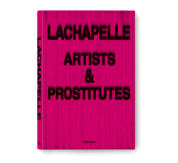 David LaChapelle. Artists & Prostitutes Edition of 2,500 4