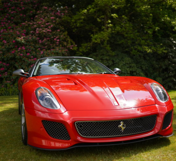 FERRARI 599 GTO - WORLDS ONLY PAIR 10