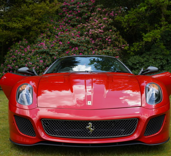 FERRARI 599 GTO - WORLDS ONLY PAIR 2
