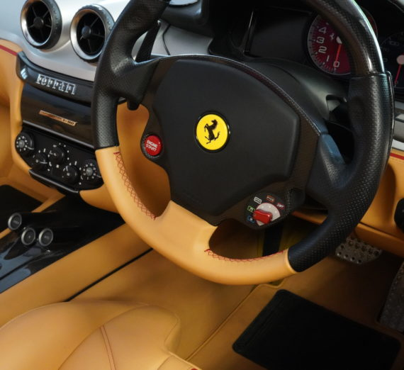 FERRARI 599 GTO - WORLDS ONLY PAIR
