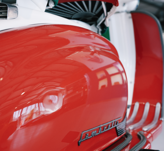 Lambretta Li 125 Series 2 19
