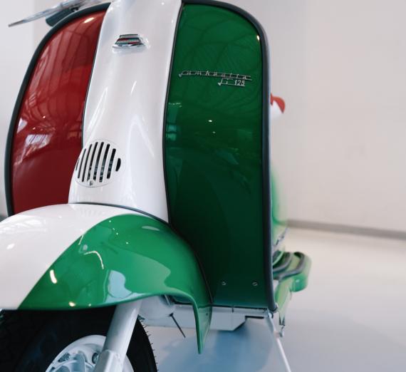 Lambretta Li 125 Series 2 20