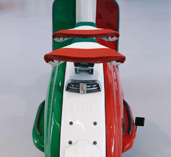 Lambretta Li 125 Series 2 7