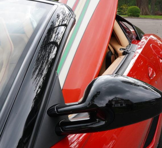 Limited Edition Ferrari 16 M Scuderia Spider Surfboard 1