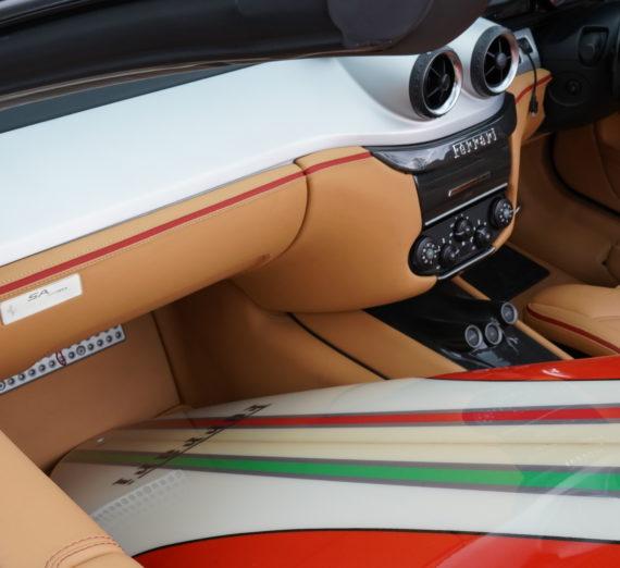 Limited Edition Ferrari 16 M Scuderia Spider Surfboard 2