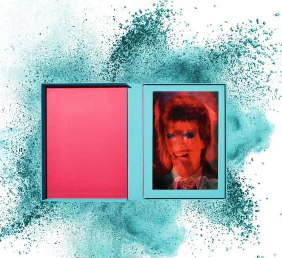 Mick Rock. David Bowie, Art Edition No. 101–200, 'Scotland, May 1973' Edition of 100 3
