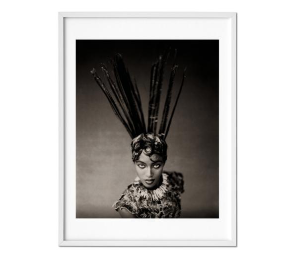 Naomi Campbell, Art Edition No. 101–200, Paolo Roversi 'Vogue Italy' Edition of 100 11