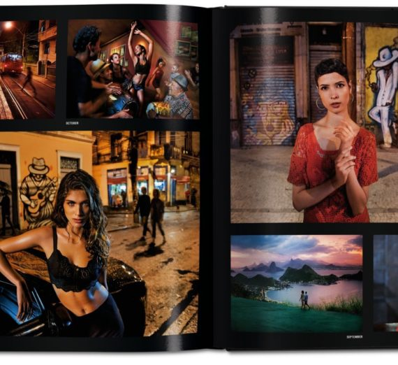 Pirelli. The Calendar. 50 Years and More Edition of 1,000 11