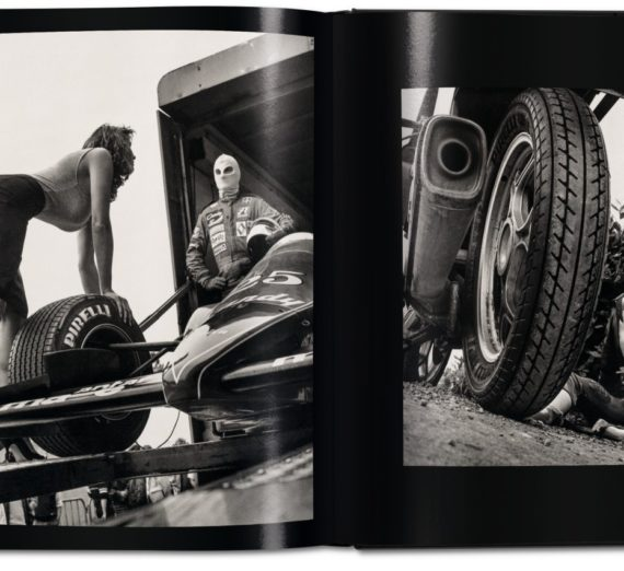 Pirelli. The Calendar. 50 Years and More Edition of 1,000 12
