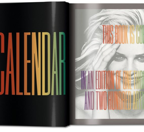 Pirelli. The Calendar. 50 Years and More Edition of 1,000 1