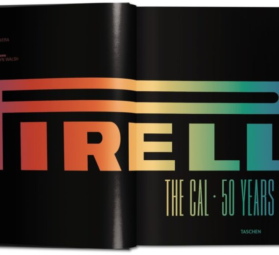 Pirelli. The Calendar. 50 Years and More Edition of 1,000 2