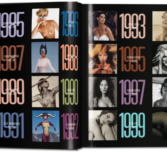 Pirelli. The Calendar. 50 Years and More Edition of 1,000 3