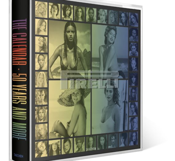 Pirelli. The Calendar. 50 Years and More Edition of 1,000
