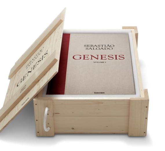 Salgado's Masterpiece: GENESIS – Earth Eternal 1