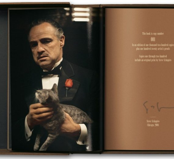 Steve Schapiro. The Godfather, Art Edition 1