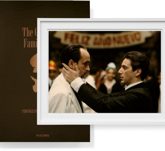 Steve Schapiro. The Godfather, Art Edition 2