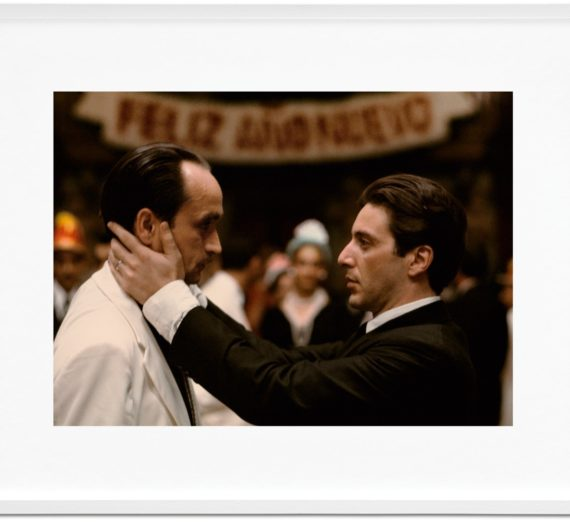 Steve Schapiro. The Godfather, Art Edition