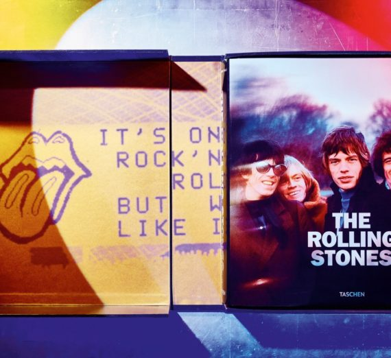 The Rolling Stones - TASCHEN 8