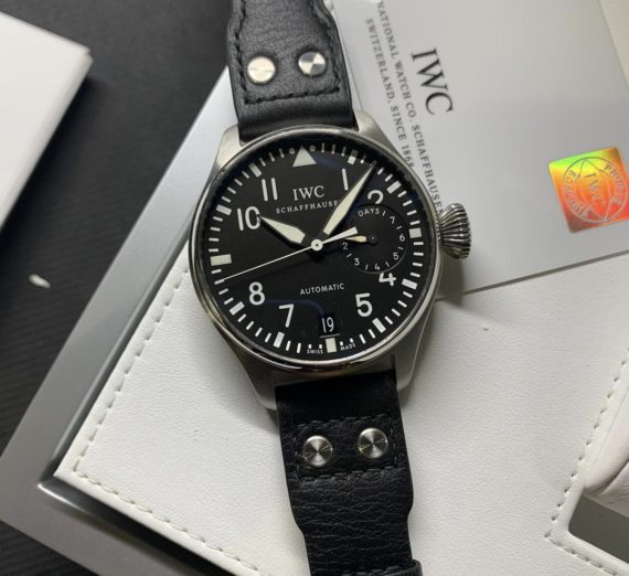IWC BIG PILOT 7 DAY POWER RESERVE IW501001