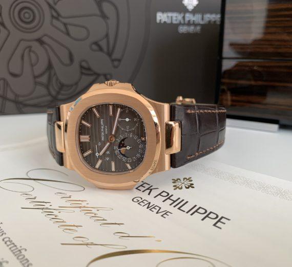 PATEK PHILIPPE NAUTILUS 5712r ROSE 6
