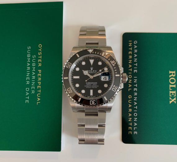 NEW STYLE ROLEX SUBMARINER DATE MODEL 126610LN 1