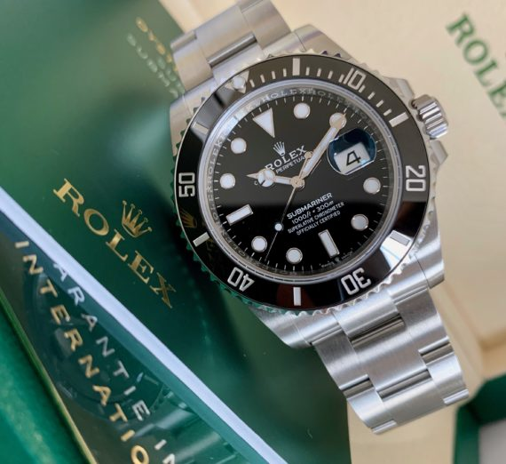 NEW STYLE ROLEX SUBMARINER DATE MODEL 126610LN 3